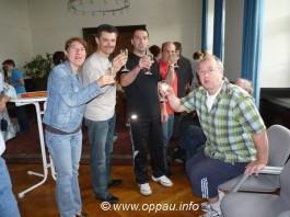 BLS-Besuch in Oppau
