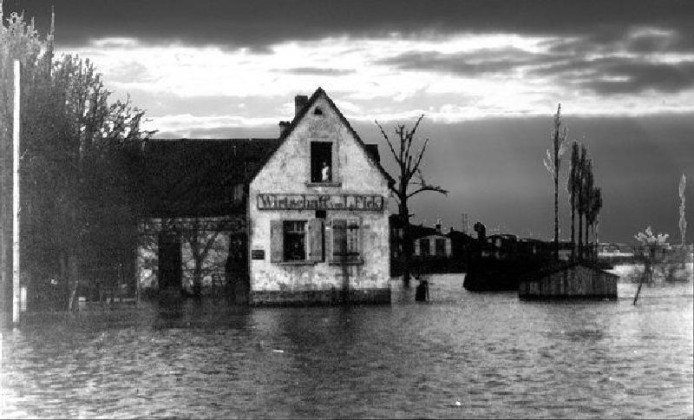 """""""Wacht am Rhein"""" von Lorenz Fick"""
