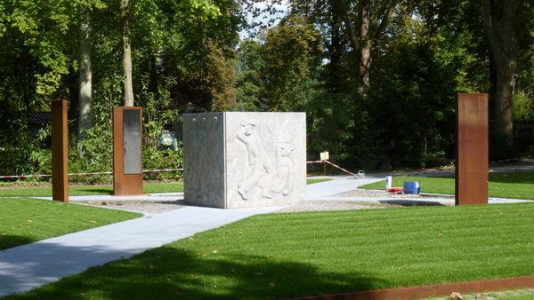 Ehrenfriedhof Ludwigshafen heute