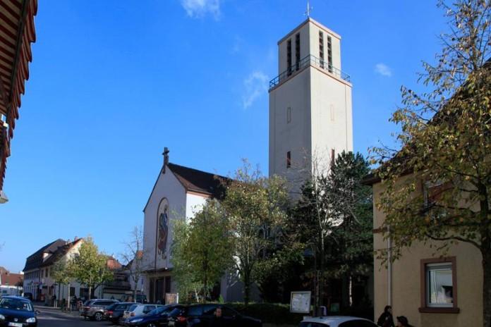 St. Martinskirche Oppau