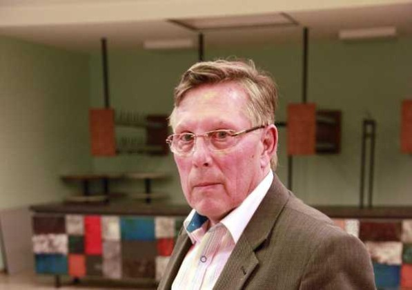 Udo Scheuermann, Ortsvorsteher: Trotz Erschöpfung und Müdigkeit ist die Trauer nicht zu übersehen. Die Ereignisse der letzten Stunden sind nicht spurlos an ihm vorübergegangen