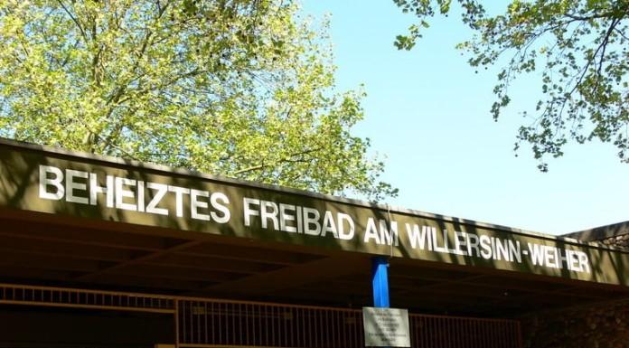 Das Willersinn-Freibad