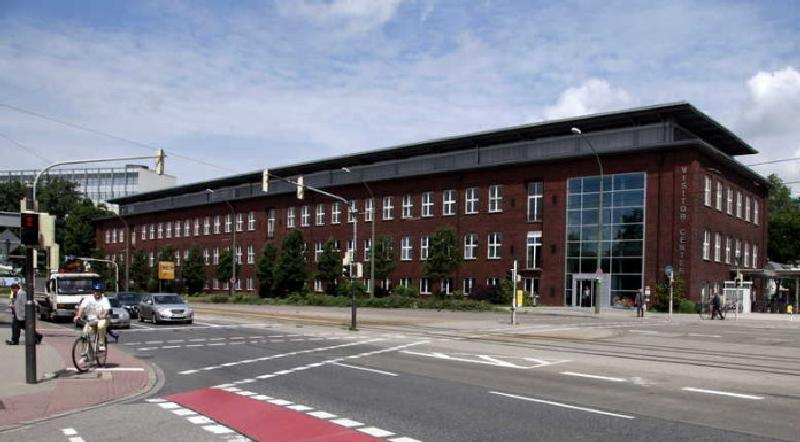 BASF-Besucherzentrum