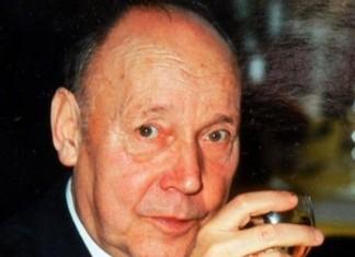 Helmut Bernius - Seine größte Leistung, die Leitung des Wiederaufbaues der total zerstörten protestantischen Kirche
