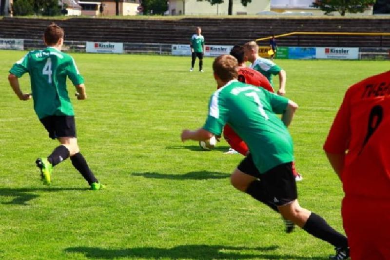 VfR Friesenheim - TV Edigheim Endspiel 0:0
