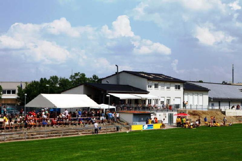 BSC-Sportplatz in der Edigheimer-Straße 110.