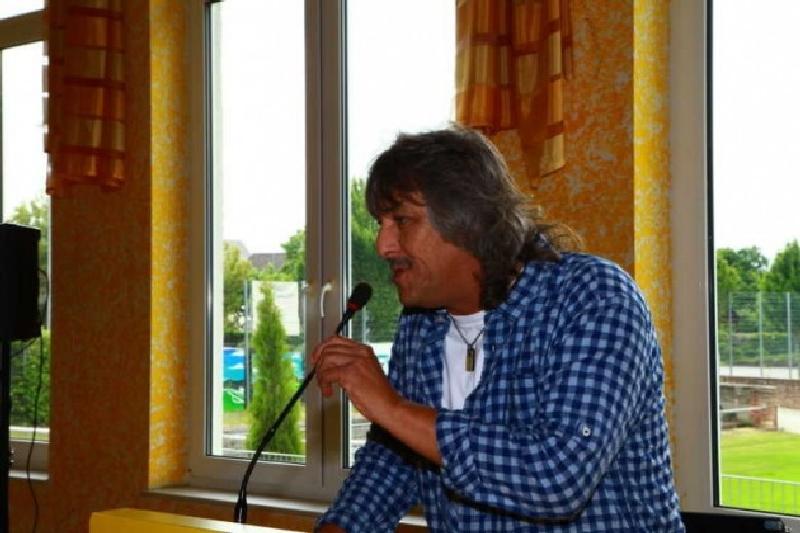 Spielausschuss Vorsitzender Horst Mempel