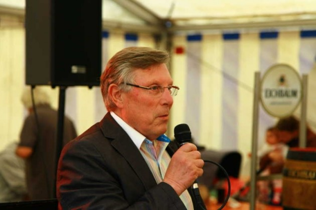Udo Scheuermann, Ortsvorsteher, Ansprache
