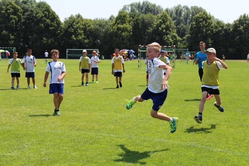 Jugendmannschaften kämpfen um Pokale beim Summer-Jam in Edigheim