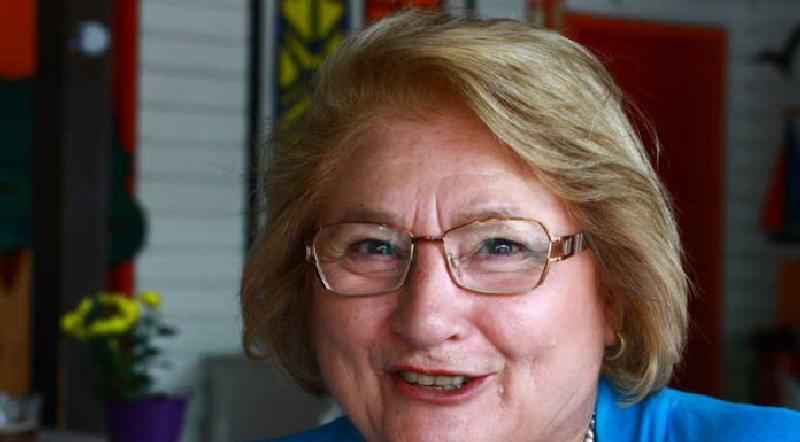 Stadträtin Gabriele Albrecht
