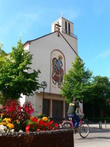 kath. Kirche Oppau