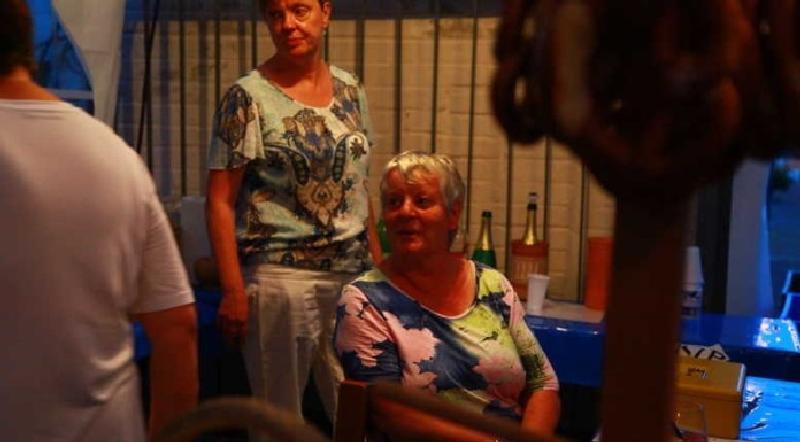 Dämmerschoppen beim Pfarrfest in Oppau: Die Kasse muss stimmen