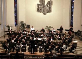 MBO beim 3. Jahreskonzert in der St.Martins-Kirche Oppau