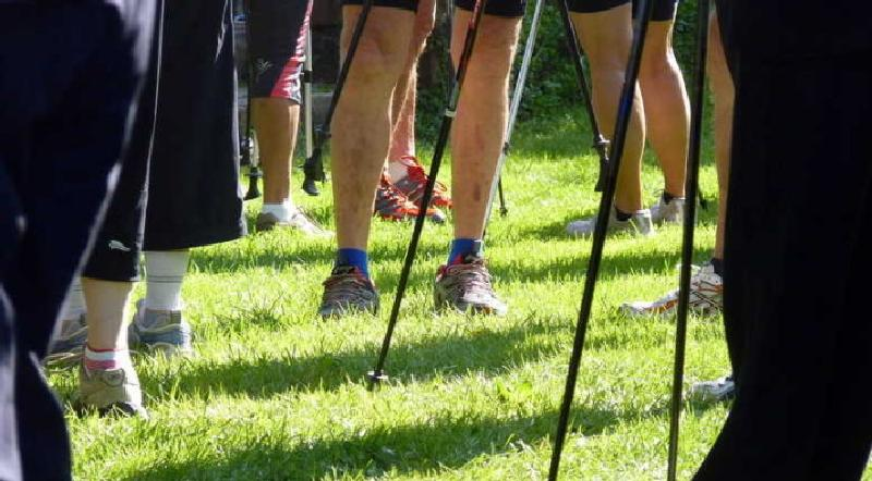 Nordic-Walking Halbmarathon