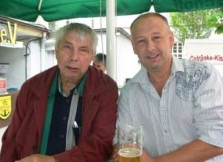 Richard Reuther und Harry Metzner Metzner