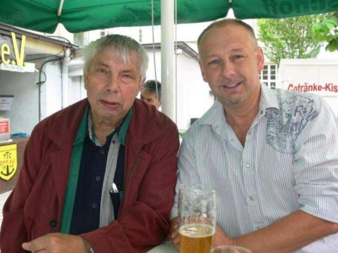 Richard Reuther und Harry Metzner Metzner