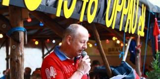 Harry Metzner Vorsitzender des Tischtennisvereins 1. TTC-Oppau