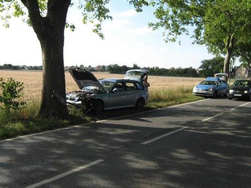 Verkehrunfall in der Langgartenstrasse