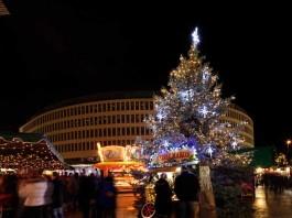 Weihnachtsbaum für Ludwigshafen