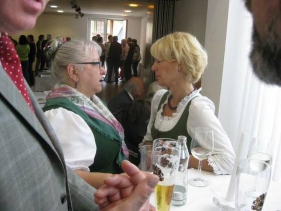 Cornelia Köberl und Waltraud-Huber Köberl