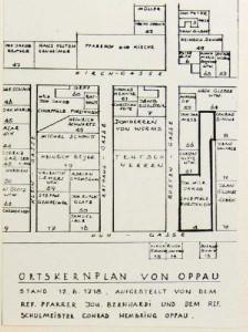 1718 Ortskern Opau