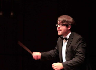 MBO-Dirigent Dominik Civilotti.