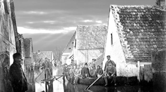 Dammbruch 1882 oppau