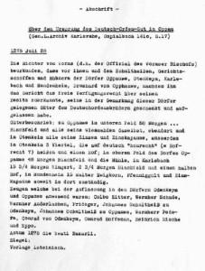 Deutschhof Urkunde 1228