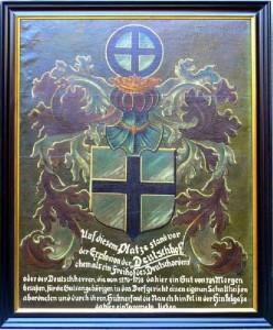 Deutschhof Wappen
