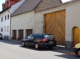 """""""Gepflegtes"""" Parken in der Rheinstrasse"""