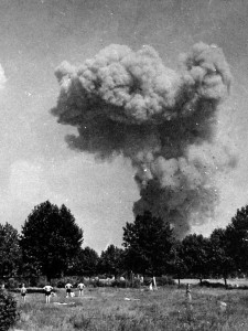 Oppau 28.7.1948 Explosionsunglück