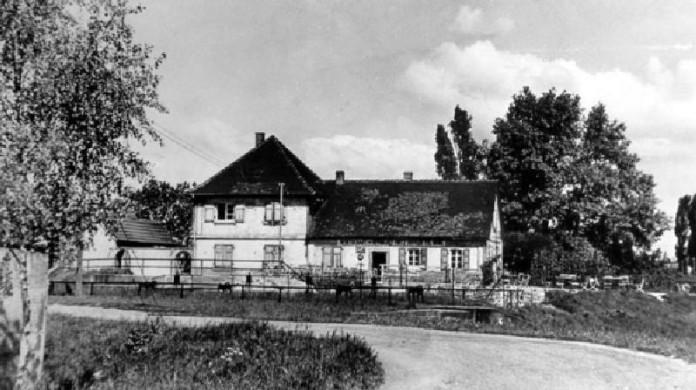 Wirtschaft zur Rheinlust von Fritz Öffler