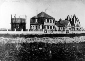 Oppau 1912 Gaswerk