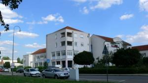 27.09.1995 Horst-Schork-Seniorenwohnpark eingeweiht