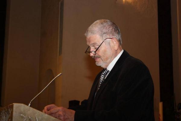 Hubert Eisenhauer, Begrüßung