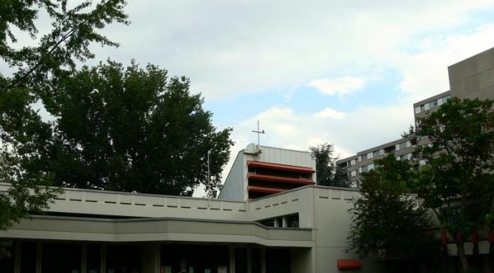 Kath. Kirche Pfingstweide