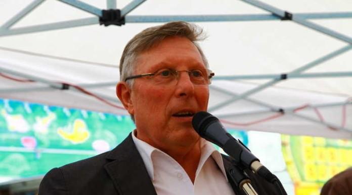 Grußwort: Orstvorsteher Udo Scheuermann