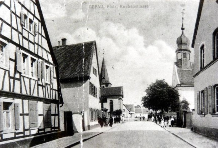 Kirchen in Oppau