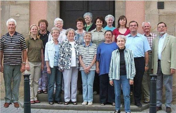 Kirchenchor Oppau 2008
