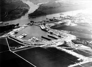 Oppau 13.06.1976 Landeshafen.