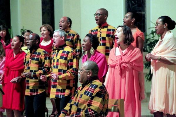 Der französische Chor