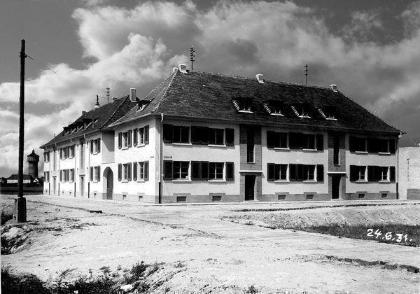 OR: Oppau 24.6.1931 Beethoven- (Bauhaus-)/Kant-Str