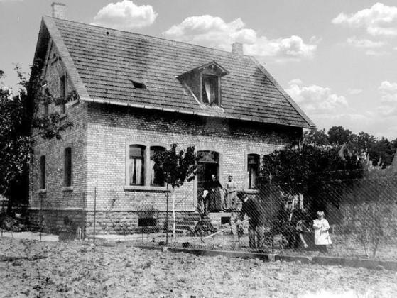 OR: Oppau 1920 Pfalz-Str. (Pilger-Str.), Gorg Ludwig Krebs-Haus