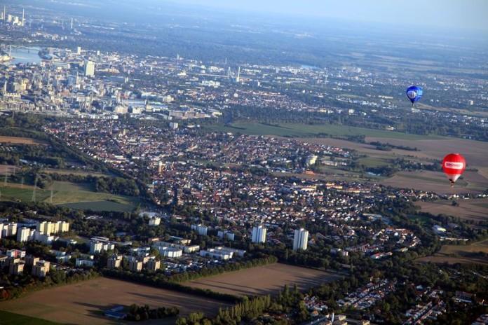 Ortsbezirk Oppau und BASF Nord