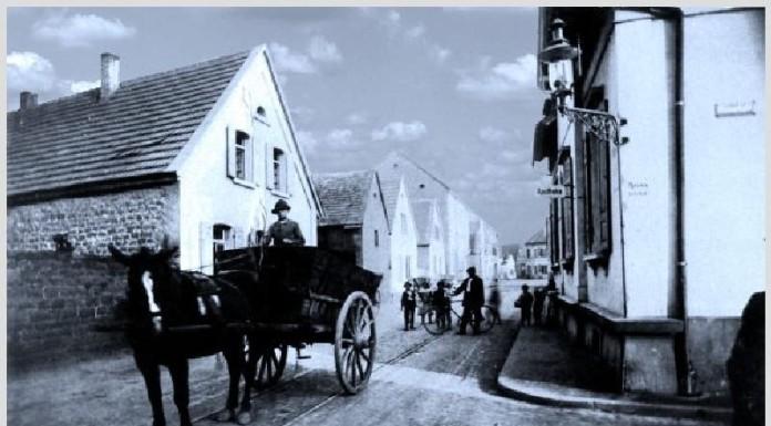 Edigheimer / Bismarckstr.