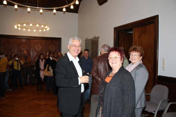 Joannis Chorosis, Christel Scheuermann