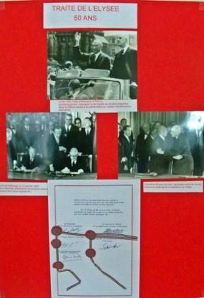 Ausstellung in Noyon