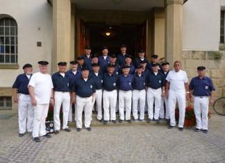 Seemannslieder für das Kirchendach