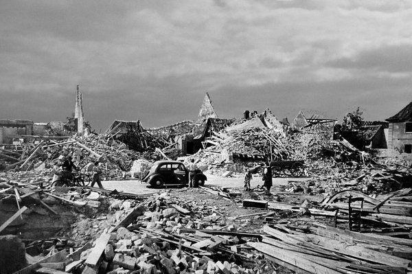 Oppau 18.8.1944 Weiherhofstraße
