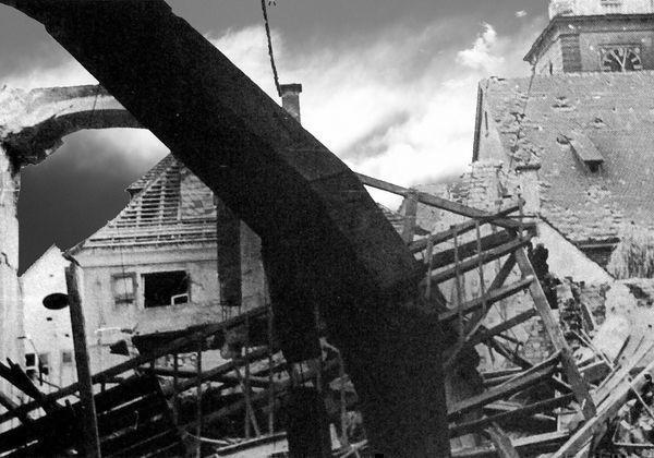 Oppau 1941. Zehent-Str.